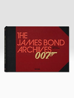 Taschen - The James Bond Archives