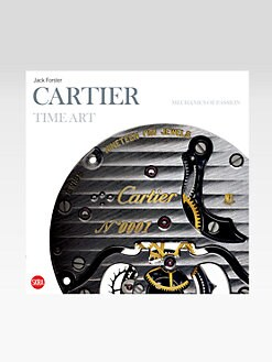Rizzoli - Cartier Time Art: Mechanics of Passion