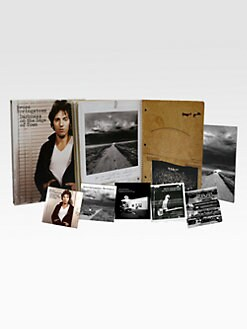 Sony Music - Bruce Springsteen,The Darkness on the Edge of Town Story (Deluxe Box Set)