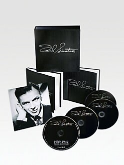 Sony Music - Frank Sinatra, Voice In Time (1939 - 1952) Box Set