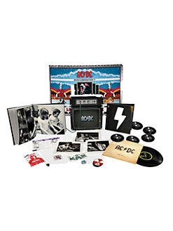 Sony Music - AC/DC Deluxe Collector's Edition (Amp Set)