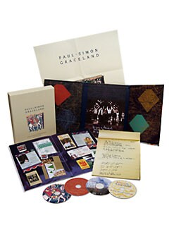 Sony Music - Paul Simon, Graceland 25th Anniversary (Deluxe Box Set)