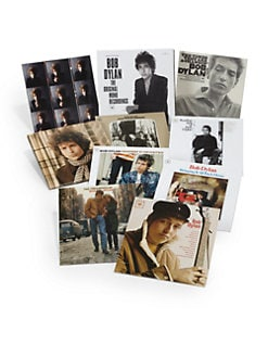 Sony Music - Bob Dylan,The Original Mono Recordings (Limited-Edition Box Set)