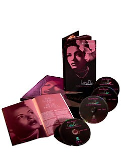 Sony Music - Billie Holiday, Lady Day: The Master Takes & Singles (Box Set)