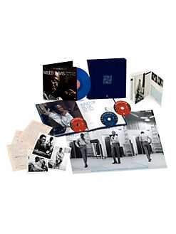 Sony Music - Miles Davis, The Genius of Miles Davis Box Set (Trumpet Case)