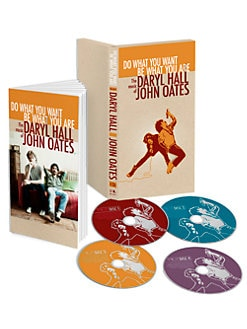 Sony Music - Hall & Oates, Do What You Want, Be What You Are