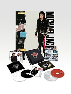 Sony Music - Michael Jackson Bad 25th Anniversary Edition