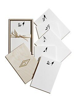 Charles Fradin Home - Shoes Note Pad Set