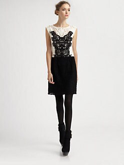 Nanette Lepore - Midnight Muse Dress