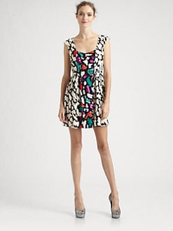 Nanette Lepore - Double Happiness Dress