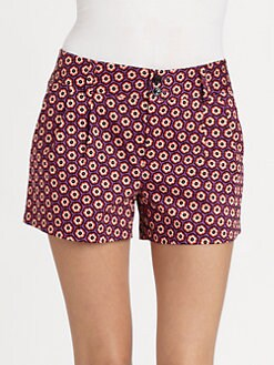 Nanette Lepore - Trippy Shorts