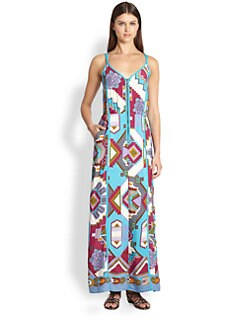 Nanette Lepore - Machu Picchu Maxi Dress