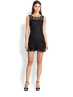 Nanette Lepore - Mambo Lace Dress