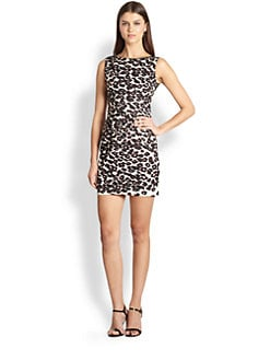 Nanette Lepore - Cheetah Dress