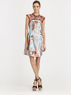 Nanette Lepore - Club Mix Dress