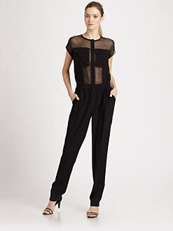 Nanette Lepore - Night Club Jumpsuit