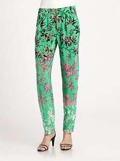 Nanette Lepore - Ladi-Dadi Silk Pants