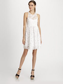 Nanette Lepore - Secret Escape Lace Dress