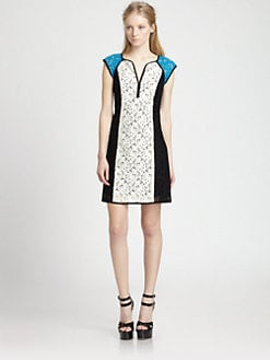 Nanette Lepore - Spectacle Lace Dress