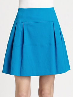 Nanette Lepore - Twill Valley Skirt
