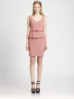 Nanette Lepore - Desert Peplum Dress