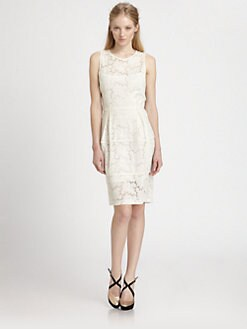 Nanette Lepore - Sierra Madre Lace Treasure Dress