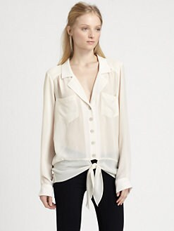 Nanette Lepore - Twist Knot Top