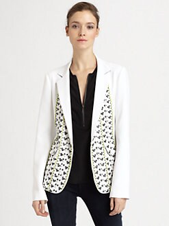 Nanette Lepore - Sweet Connection Jacket