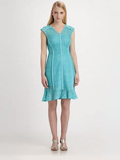 Nanette Lepore - La Roca Lace Dress