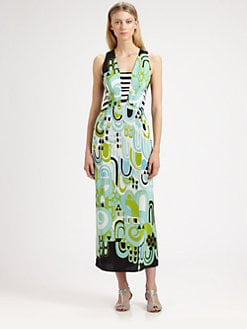 Nanette Lepore - Marbella Silk Dress