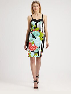 Nanette Lepore - Romantic Cotton Dress