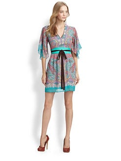 Nanette Lepore - Candle Light Silk Dress
