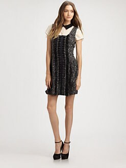 Nanette Lepore - Dutchess Aristocrat Knit Dress