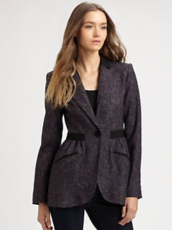 Nanette Lepore - Enchanted Tweed Jacket