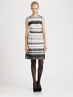Nanette Lepore - Peace & Soul Shift Dress