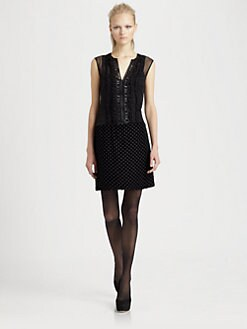 Nanette Lepore - Soultrain Shift Dress