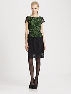 Nanette Lepore - Chi-Lites Lace Dress