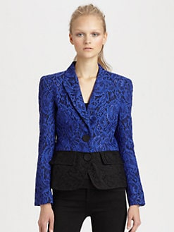 Nanette Lepore - Ultra Sheen Jacket