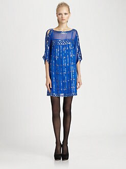 Nanette Lepore - Dorian Silk Dress