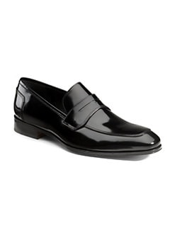 Salvatore Ferragamo - Lionel Penny Loafers