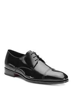 Salvatore Ferragamo - Faraone Dress Lace-Ups