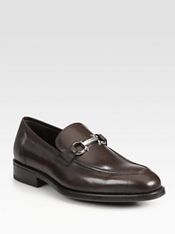 Salvatore Ferragamo - Aron Bit Loafer