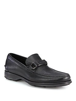 Salvatore Ferragamo - Aleandro Slip-On Moccasin