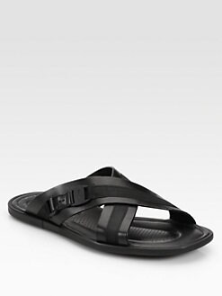 Salvatore Ferragamo - Tolis Slide Sandals