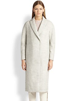 Brunello Cucinelli - Alpaca Coat