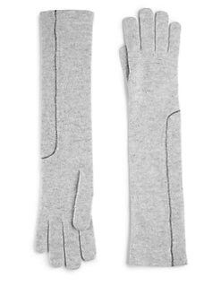 Brunello Cucinelli Cashmere Opera Gloves