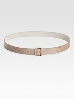 Brunello Cucinelli - Pebble Leather Belt