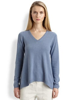 Brunello Cucinelli - V-Neck Trapeze Pullover