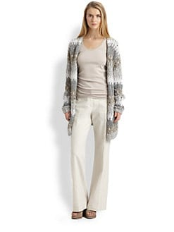 Brunello Cucinelli - Four-Yarn Cardigan