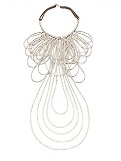 Brunello Cucinelli - Ivory Knot Necklace
